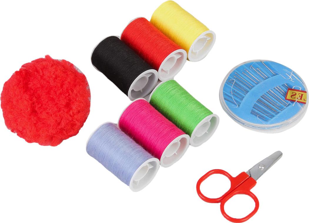 Швейный набор, 3633403, 9 предметов принадлежности для дома new shk1008