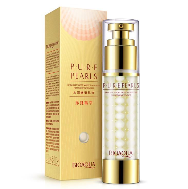 Омолаживающая сыворотка Bioaqua Pure Pearls, BQY4570