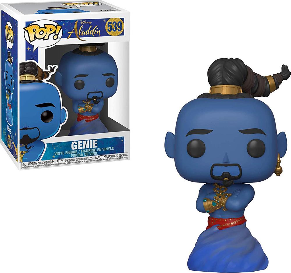 Фигурка Funko POP! Vinyl: Disney: Aladdin (Live): Genie 37026 steam genie 2012