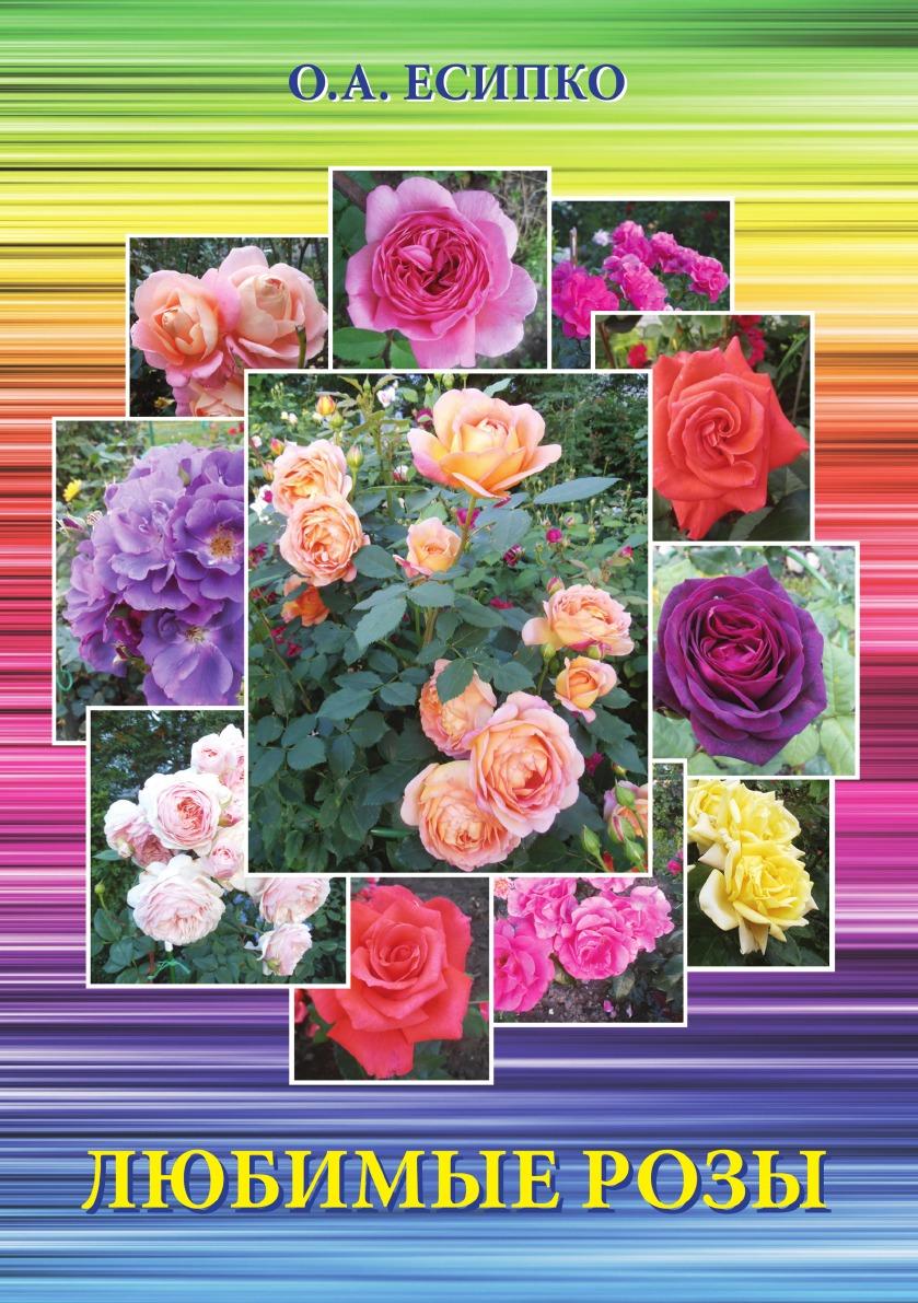 Олег Есипко Любимые розы олег есипко world famous roses