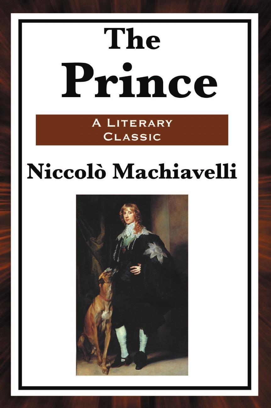 Niccolo Machiavelli The Prince недорго, оригинальная цена