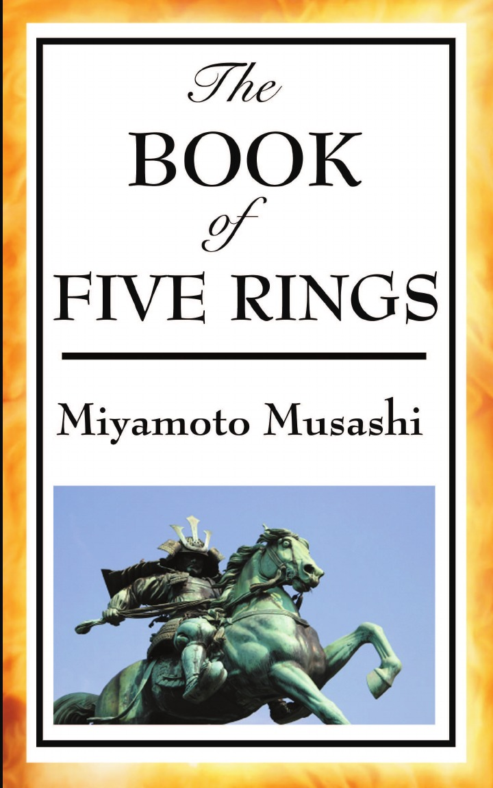 Miyamoto Musashi The Book of Five Rings manual of the warrior of light