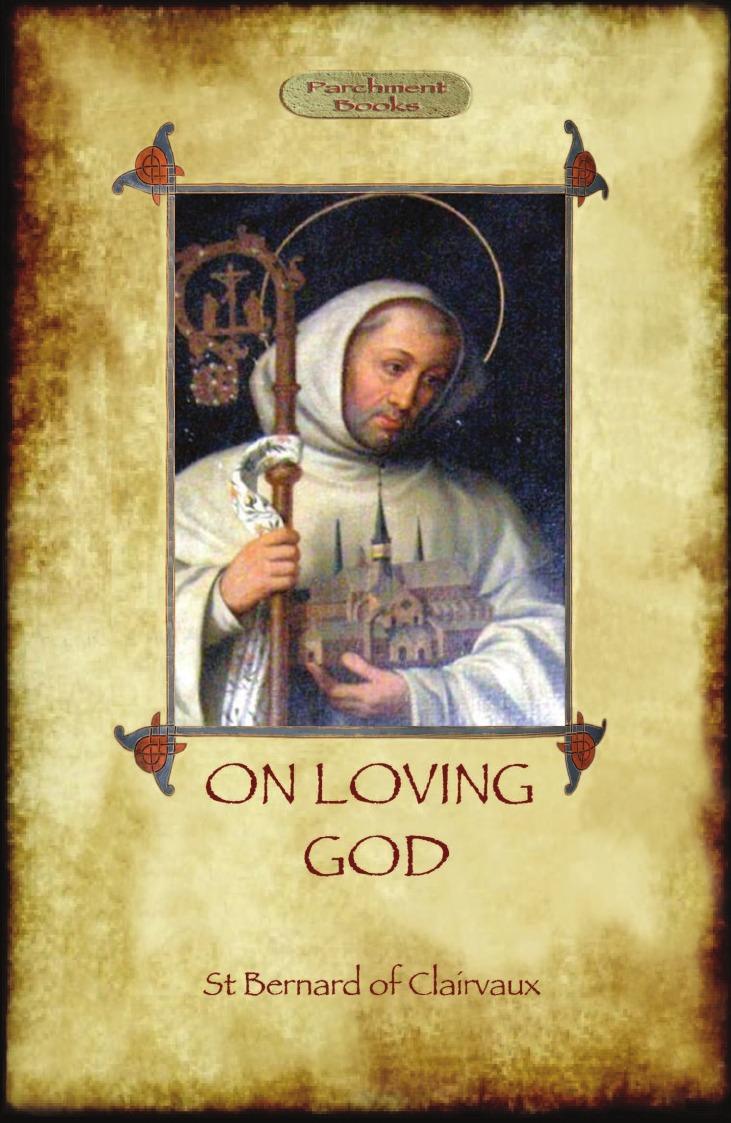 St Bernard of Clairvaux On Loving God недорого