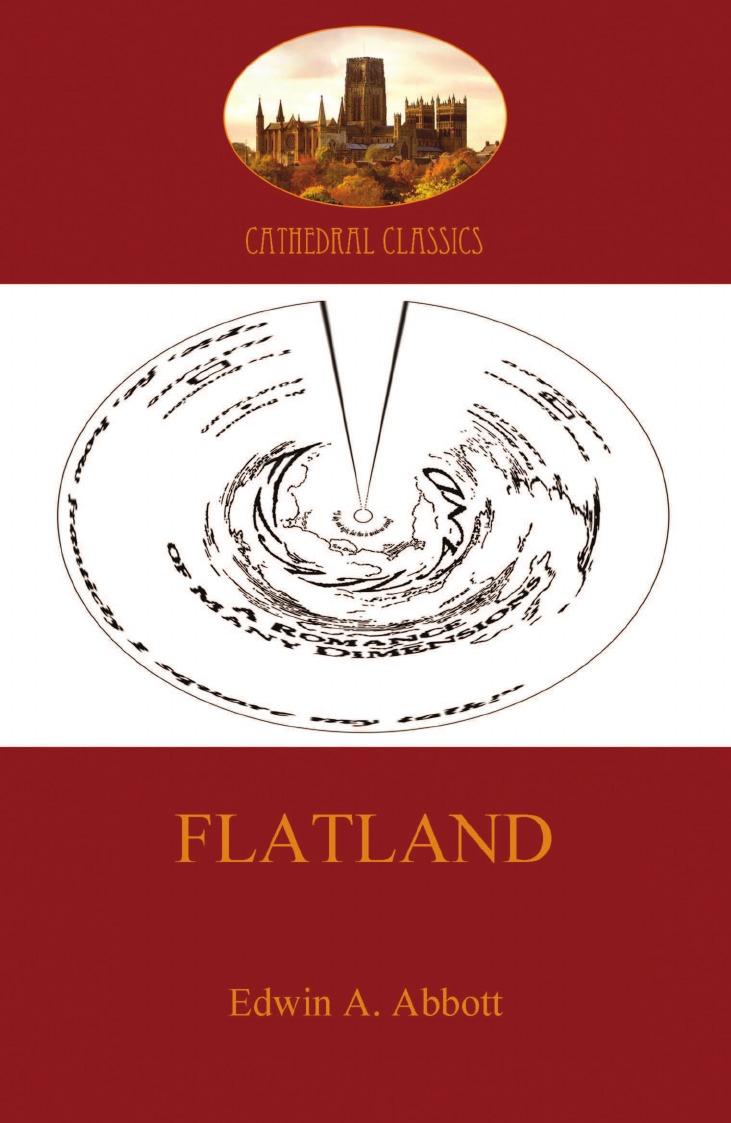 Edwin Abbott Flatland - a romance of many dimensions (Aziloth Books) abbott edwin abbott philochristus