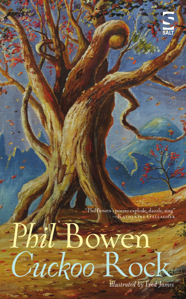 Phil Bowen Cuckoo Rock earth and fire earth