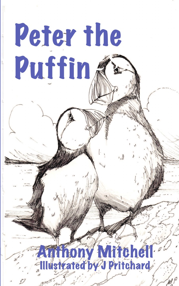 Anthony Mitchell Peter the Puffin цена