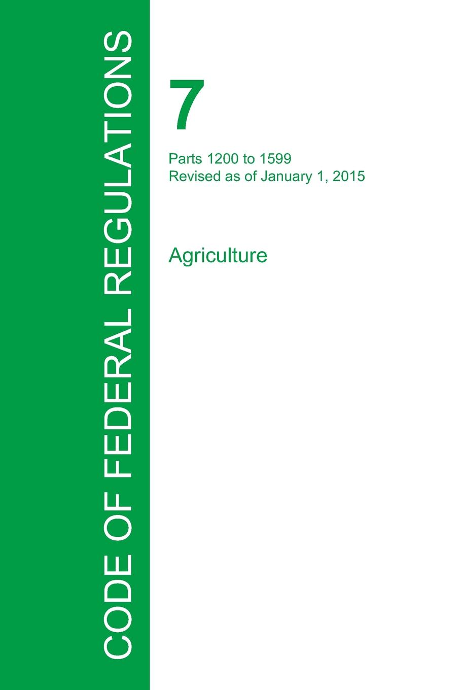 Code of Federal Regulations Title 7, Volume 10, January 1, 2015 media promotion