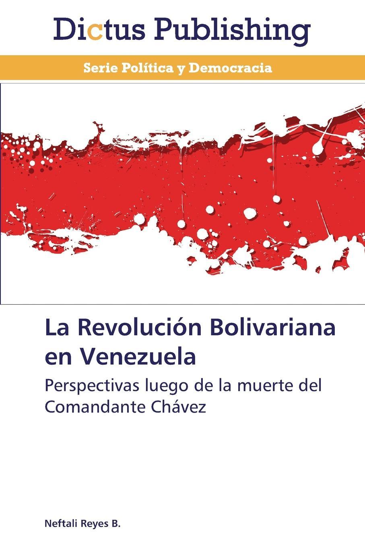 Reyes B. Neftali La Revolucion Bolivariana en Venezuela angel chávez oviedo manual sobre tecnicas de balonmano preparacion de deportistas de 9 a 17 anos