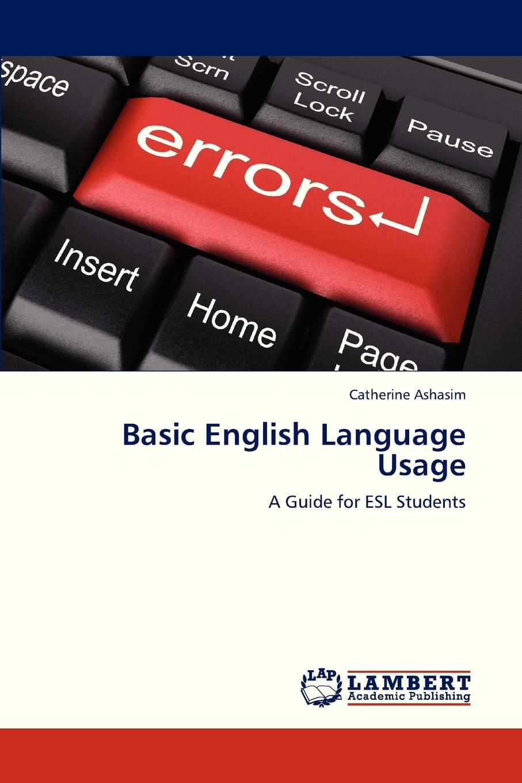 Ashasim Catherine Basic English Language Usage