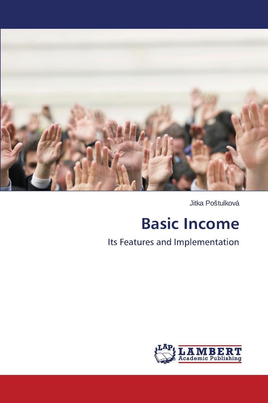 Poštulková Jitka Basic Income