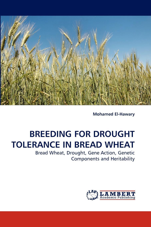 Mohamed El-Hawary Breeding for Drought Tolerance in Bread Wheat недорго, оригинальная цена