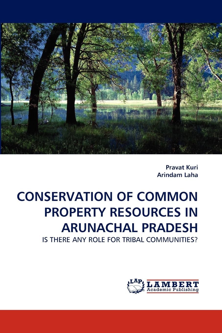 где купить Pravat Kuri, Arindam Laha CONSERVATION OF COMMON PROPERTY RESOURCES IN ARUNACHAL PRADESH недорого с доставкой