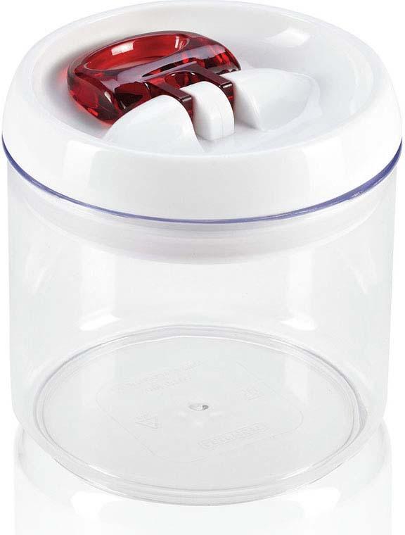 Контейнер пищевой Leifheit Fresh&Easy, 900 мл контейнер пищевой вакуумный bekker квадратный 330 мл