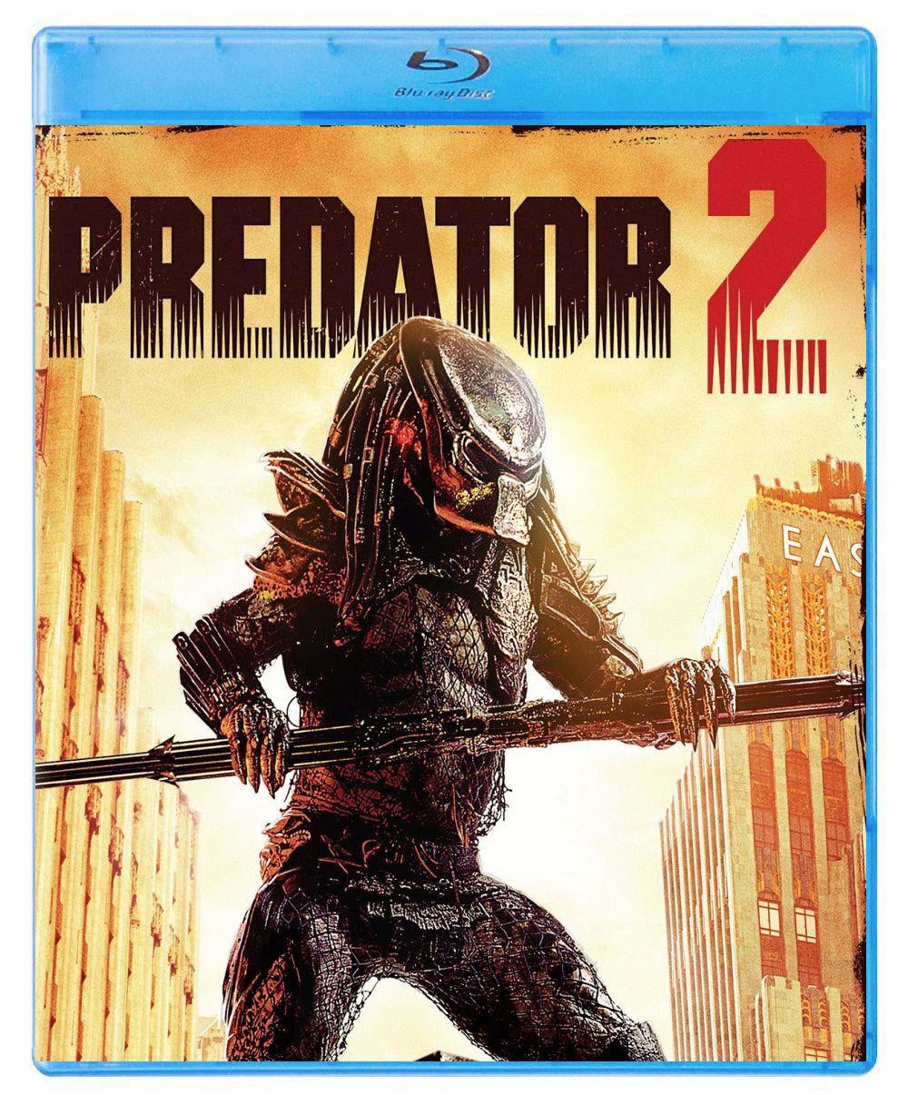 Хищник 2 (Blu-ray)