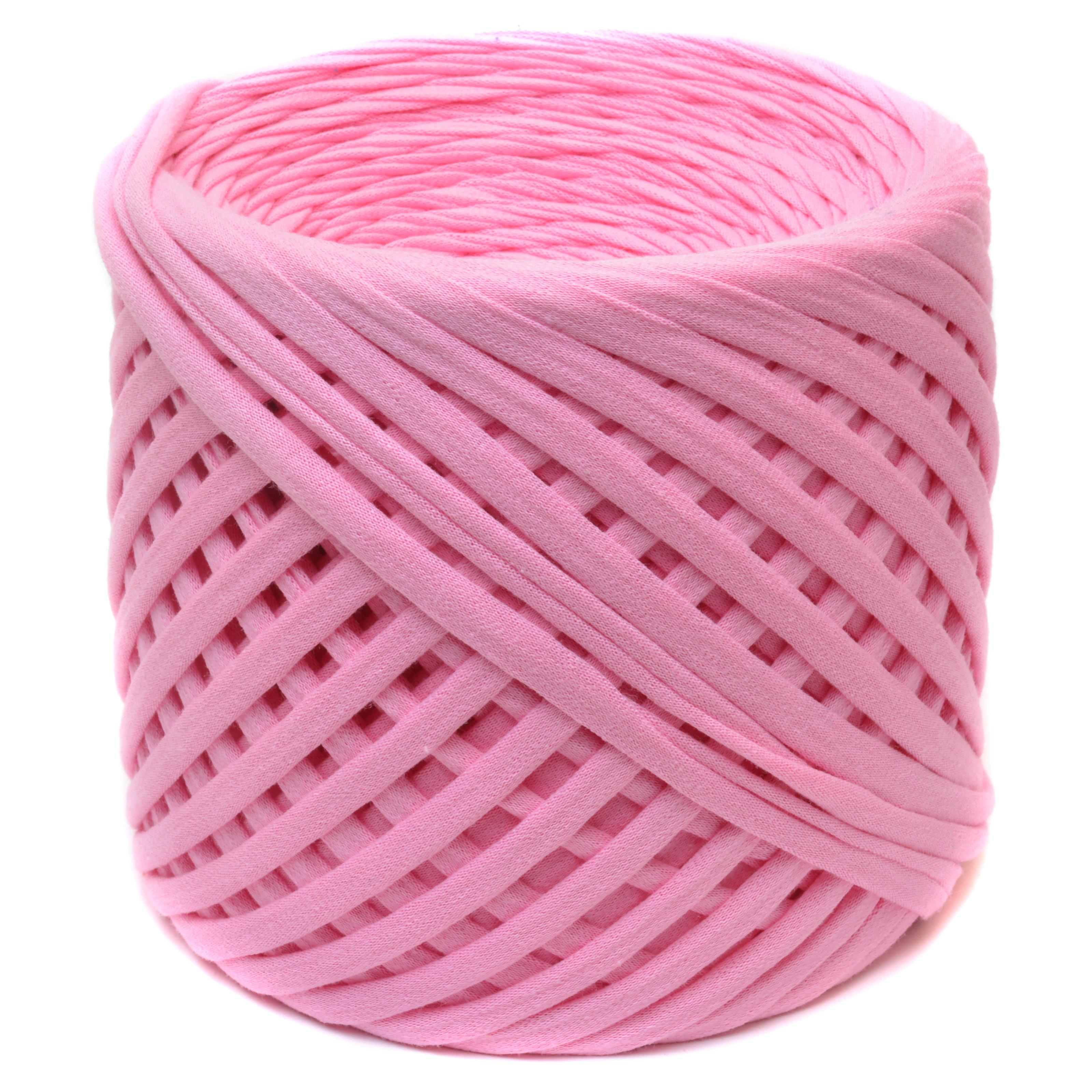 Трикотажная пряжа Saltera. Цвет Розовый (08)