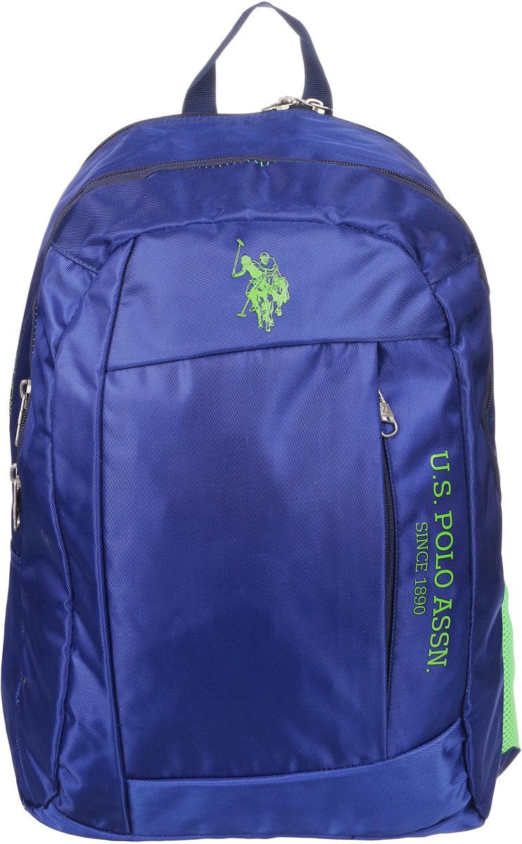 Рюкзак мужской U.S. Polo Assn., цвет: темно-синий. A081SZ060OKLPLCAN8260_NAVYBLUE
