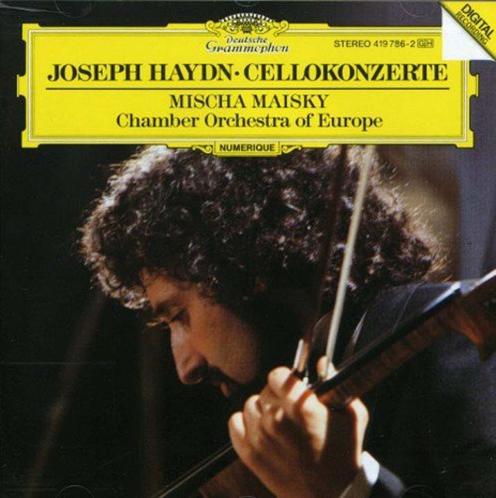 лучшая цена Mischa Maisky. Haydn: Cello Concertos Nos.1 & 2; Violin Concerto