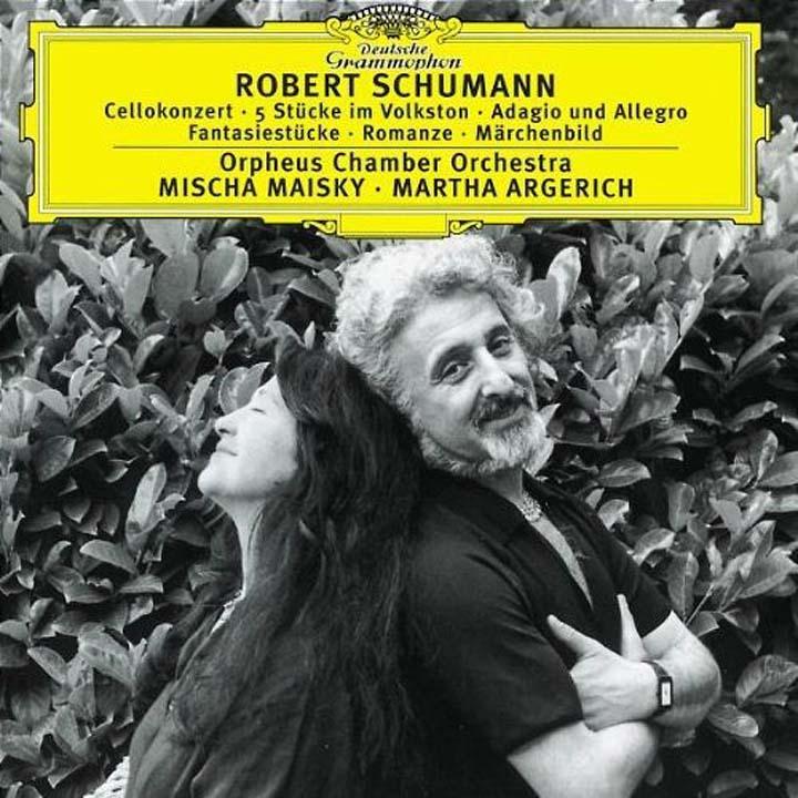 Mischa Maisky. Schumann: Cello Concerto; Chamber Music mischa maisky shostakovich cello concertos nos 1