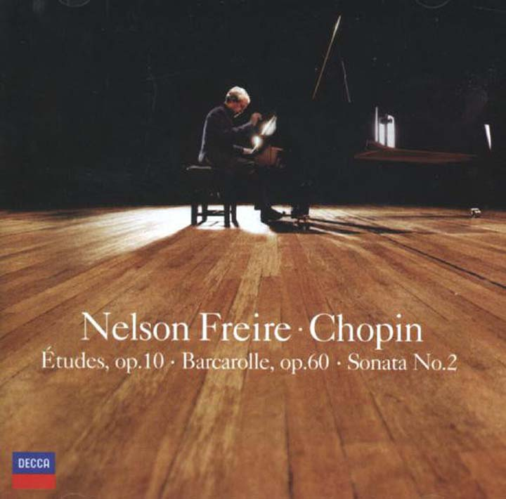 Nelson Freire. Chopin: Piano Sonatas mónica baptista sofia freire and ana maria freire teaching science learning for sustainability