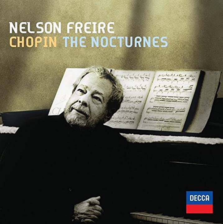 Nelson Freire. Chopin: The Nocturnes mónica baptista sofia freire and ana maria freire teaching science learning for sustainability