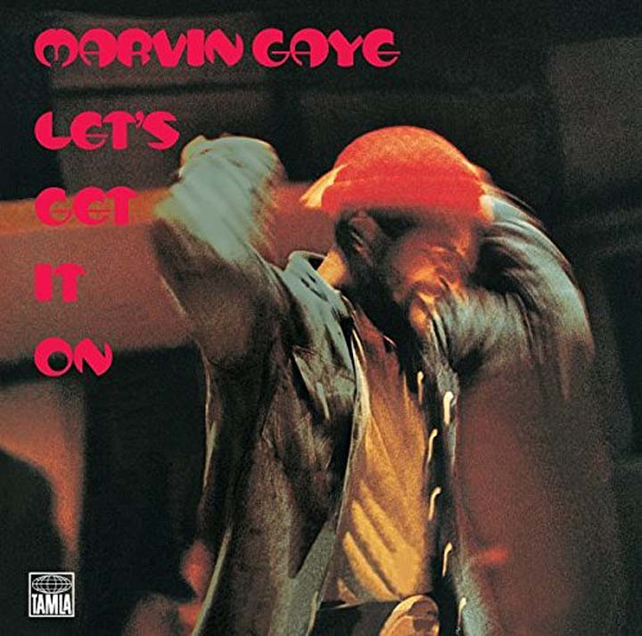 Марвин Гэй Marvin Gaye. Let's Get It On марвин гэй marvin gaye let s get it on blu ray audio