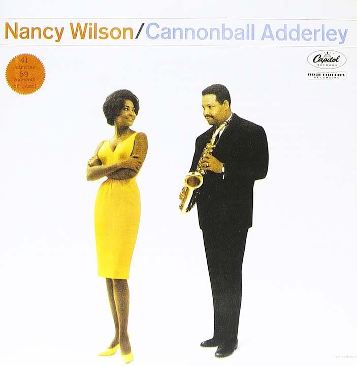 Nancy Wilson, Cannon. Wilson,Cannon