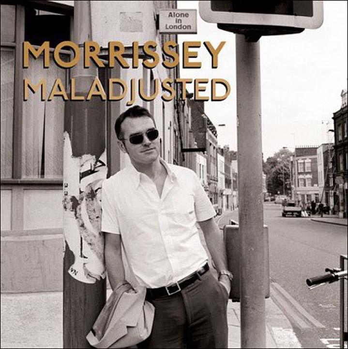 Моррисси Morrissey. Maladjusted моррисси morrissey very best of cd dvd