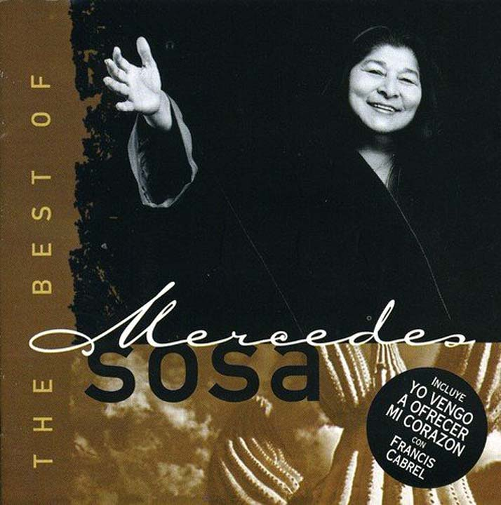 Mercedes Sosa. The Best Of