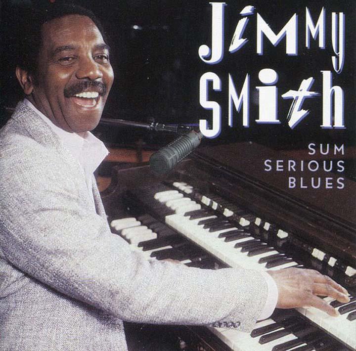 лучшая цена Jimmy Smith. Sum Serious Blues