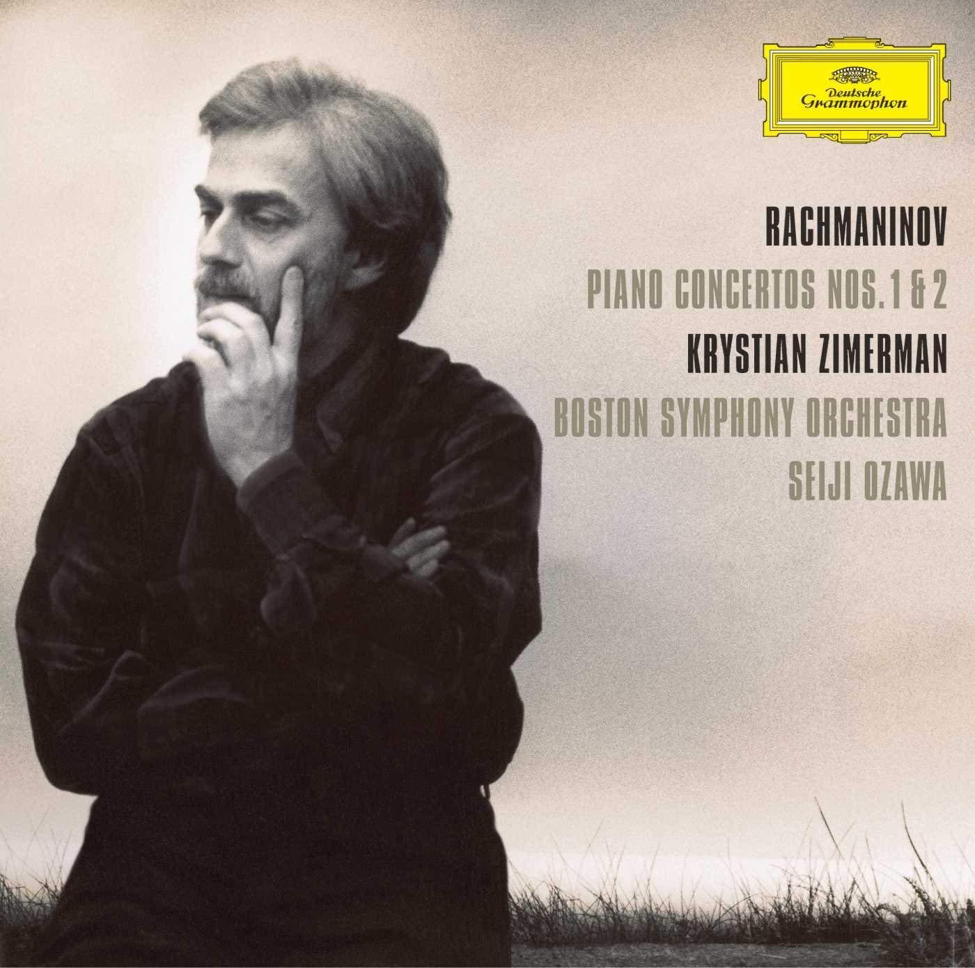 лучшая цена Krystian Zimerman. Rachmaninov: Piano Concertos Nos. 1 & 2