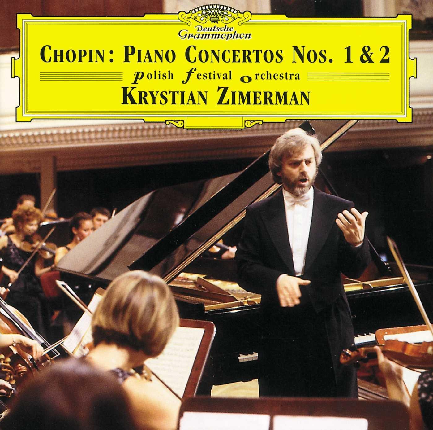 лучшая цена Krystian Zimerman. Chopin: Piano Concertos Nos.1 & 2