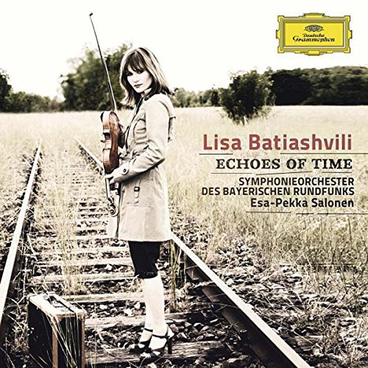 лучшая цена Лиза Батиашвили,Элен Гримо,Symphonie-Orchester Des Bayerischen Rundfunks,Эса-Пекка Салонен Lisa Batiashvili. Echoes Of Time