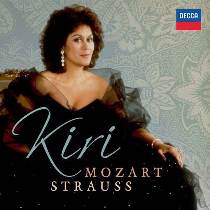 Kiri Te Kanawa. Sings Mozart & Strauss sergo selder ajateenija tasuta kiri