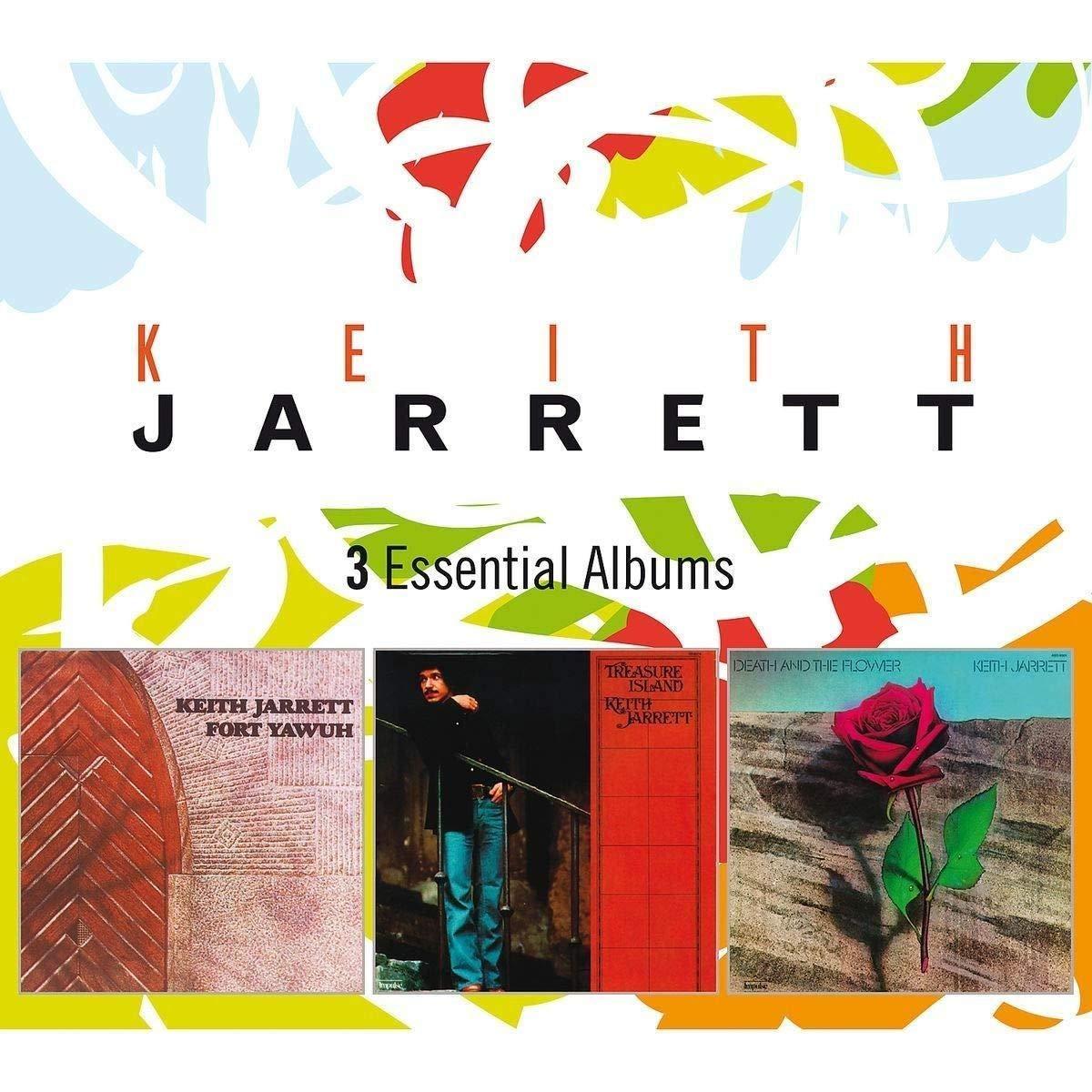 Keith Jarrett. Essential Albums цена и фото