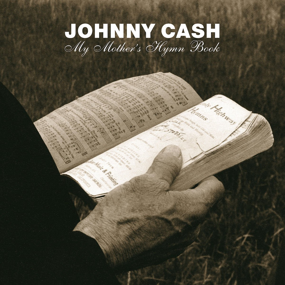 Johnny Cash. My Mother's Hymn Book r m stults my mother s favorite hymn