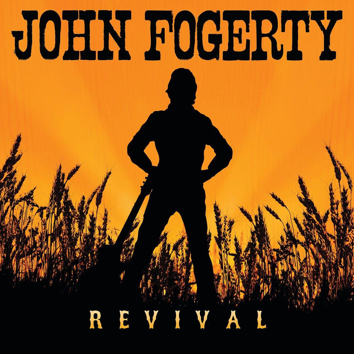 лучшая цена Джон Фогерти John Fogerty. Revival