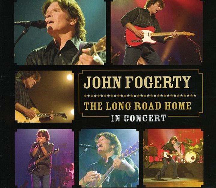 лучшая цена John Fogerty. The Long Road Home - In Concert