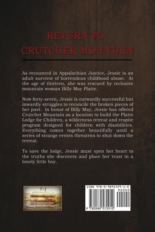 Melinda Clayton. Return to Crutcher Mountain