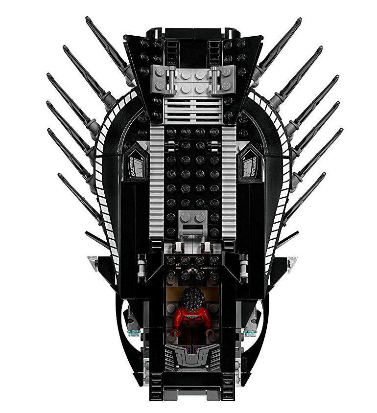 Пластиковый конструктор LEGO 76100