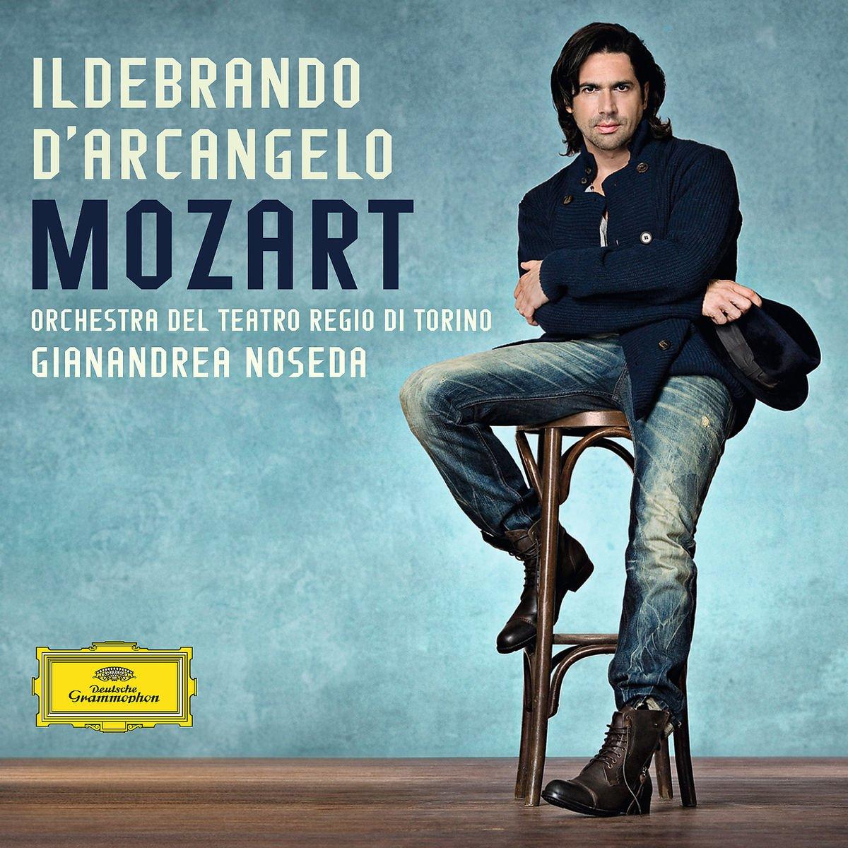 Ildebrando D'Arcangelo. Mozart: Arias миа перссон miah persson mozart opera and concert arias sacd