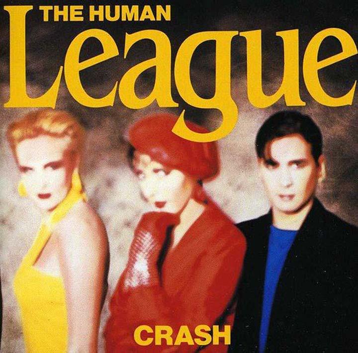 The Human League. Crash the human league manchester