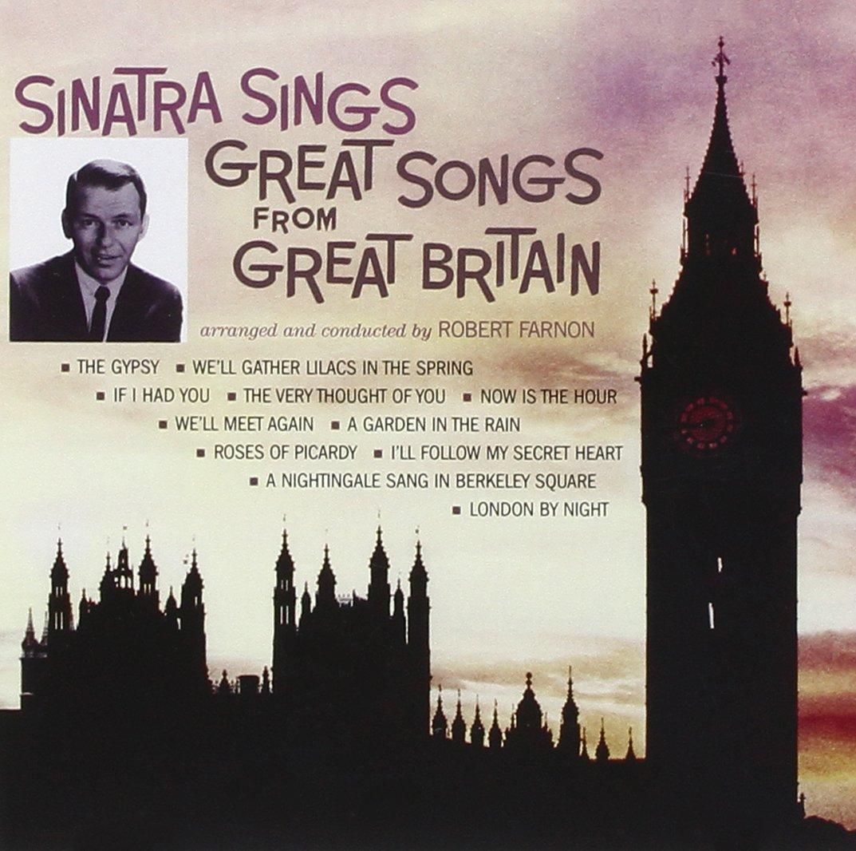 лучшая цена Frank Sinatra. Great Songs From Great Britain