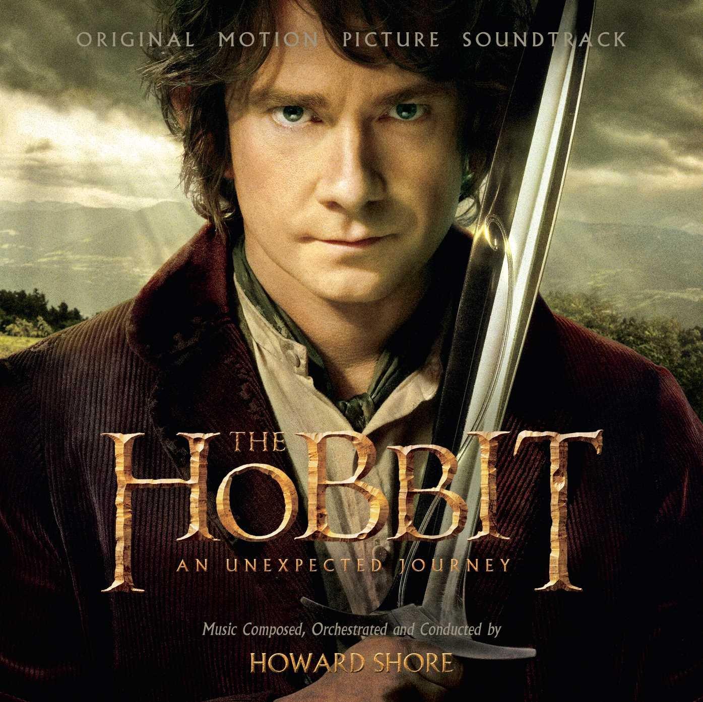 Howard Shore. OST The Hobbit: An Unexpected Journey. Original Motion Picture Soundtrack ховард шор howard shore the hobbit an unexpected journey original motion picture soundtrack 2 cd