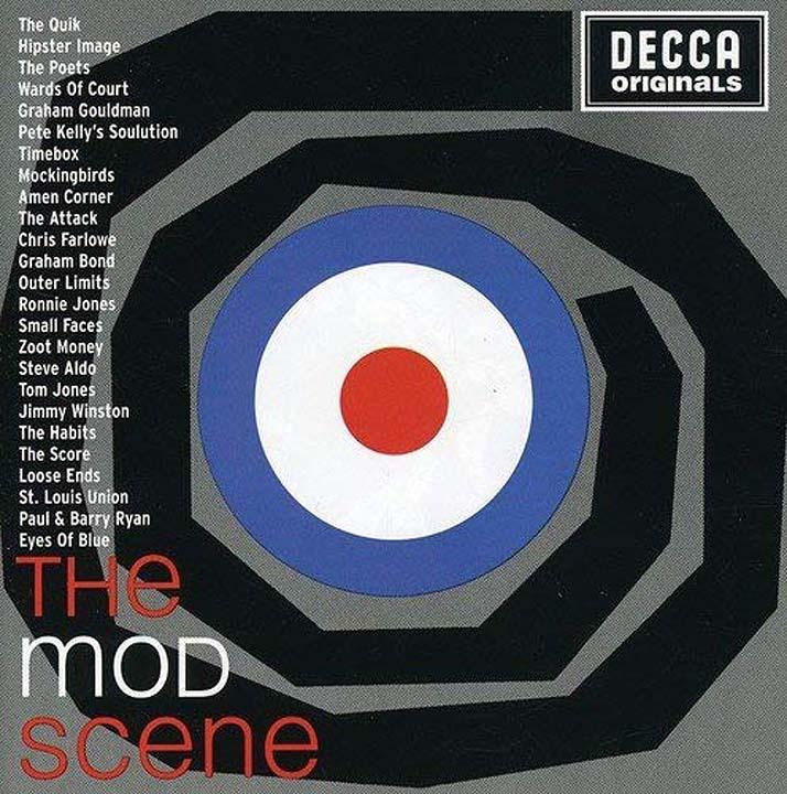 лучшая цена Various Artists. The Mod Scene (LP)