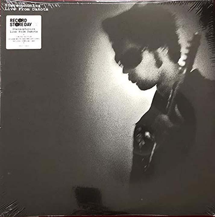 лучшая цена Stereophonics. Live From Dakota (coloured) (LP)
