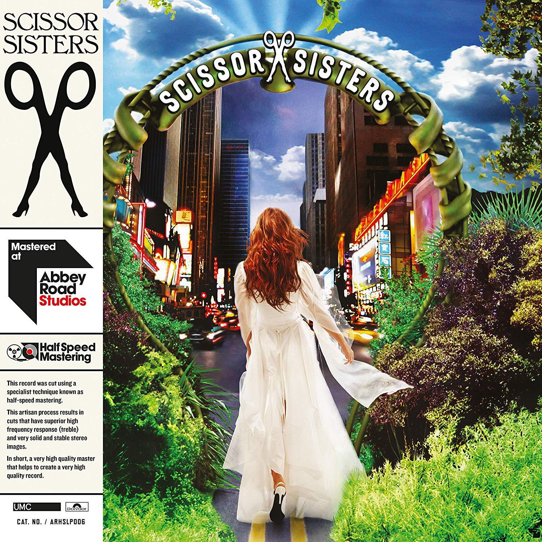 лучшая цена Scissor Sisters. Scissor Sisters (Half Speed Master) (LP)