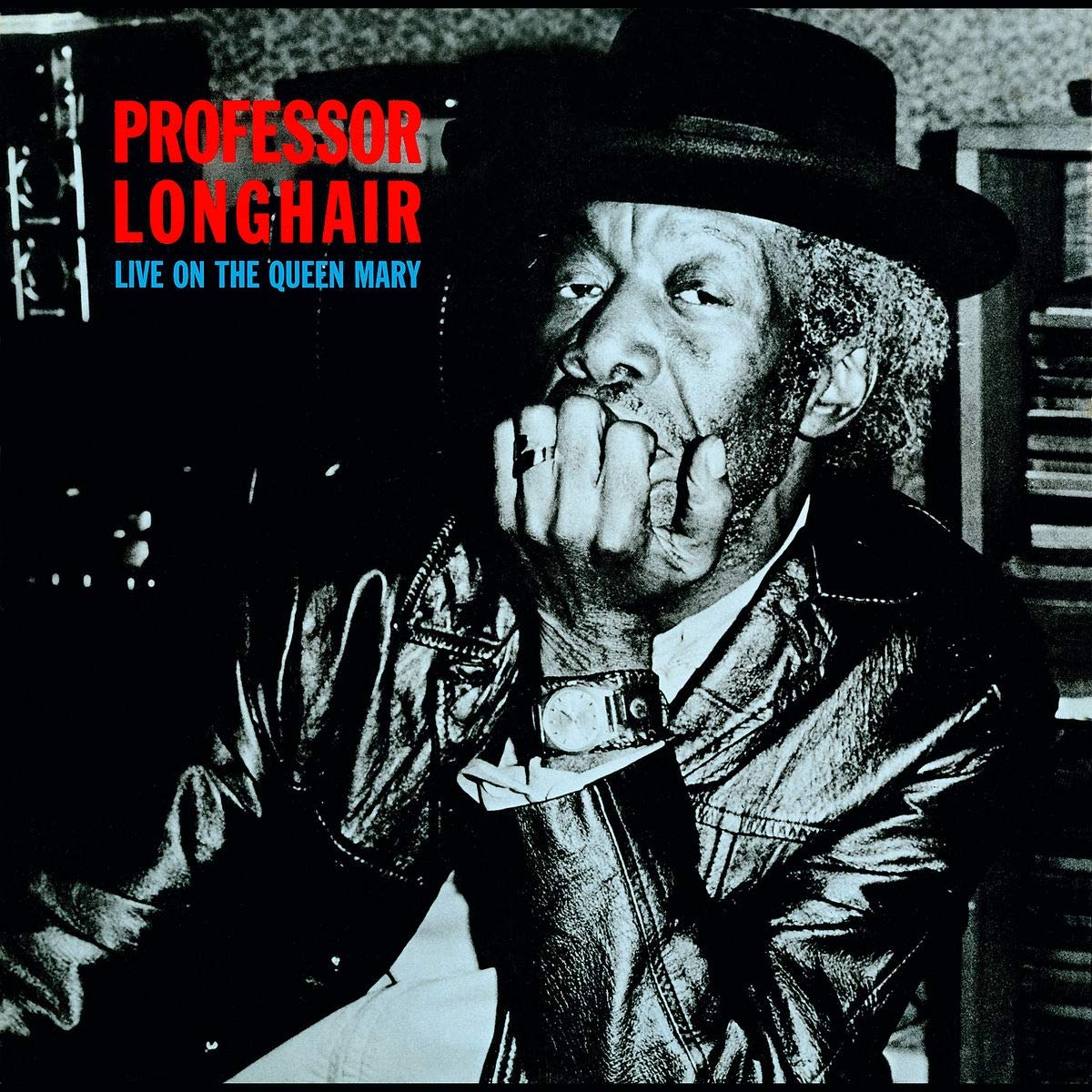 Professor Longhair. Live On The Queen Mary (LP) queen queen live at the rainbow 4 lp box