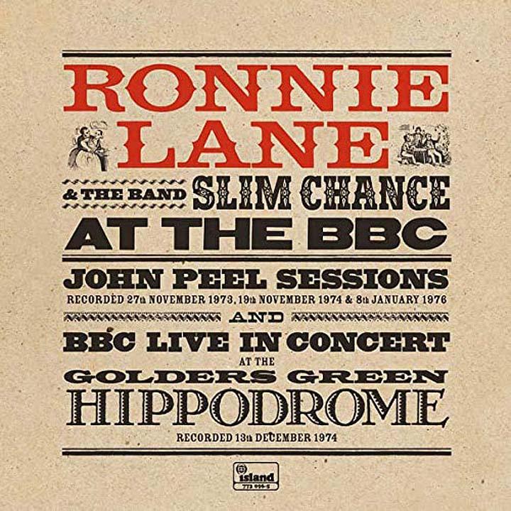 Ronnie Lane. At The BBC (LP) цена и фото