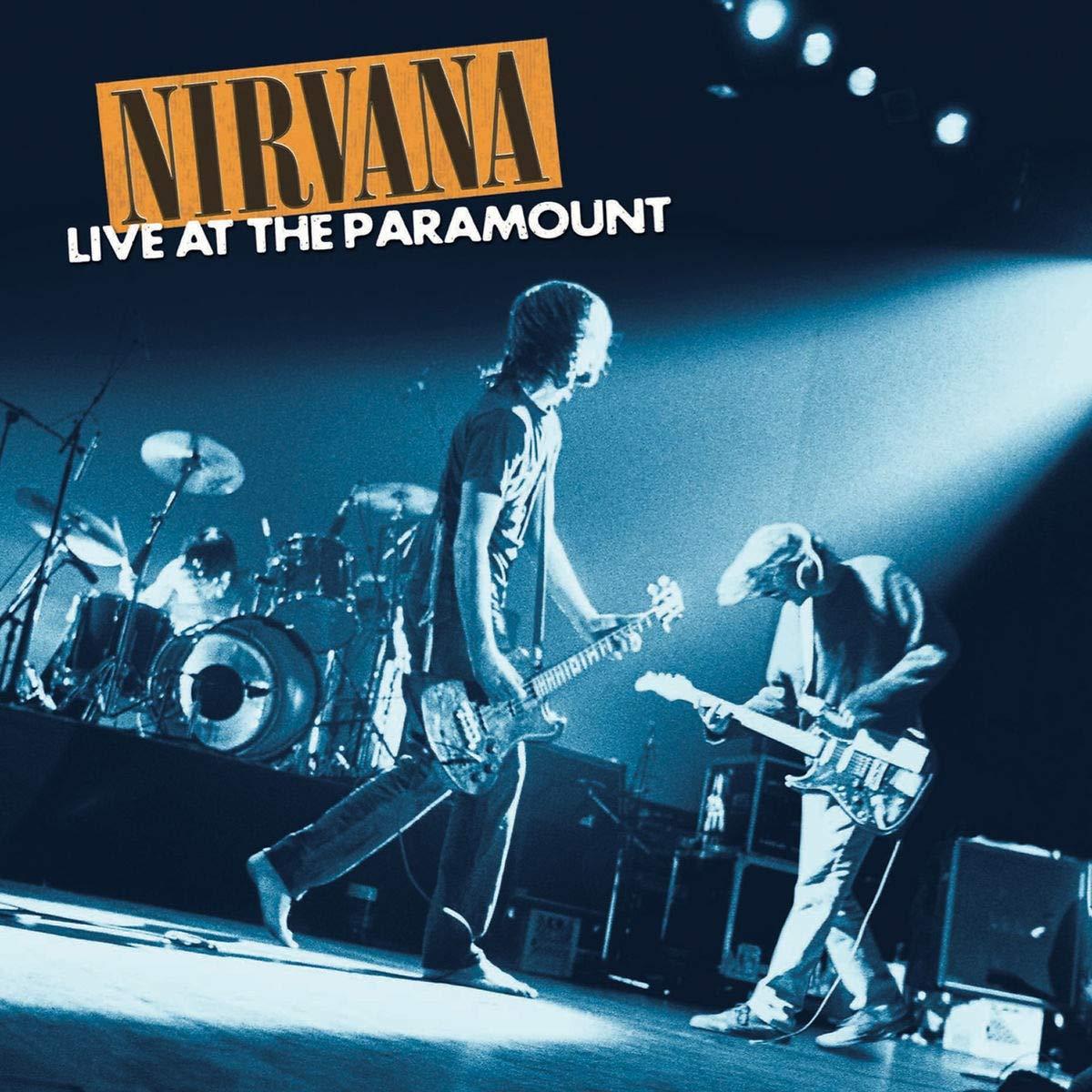 Nirvana. Live At The Paramount (LP) nirvana nirvana live at reading 2 lp 180 gr