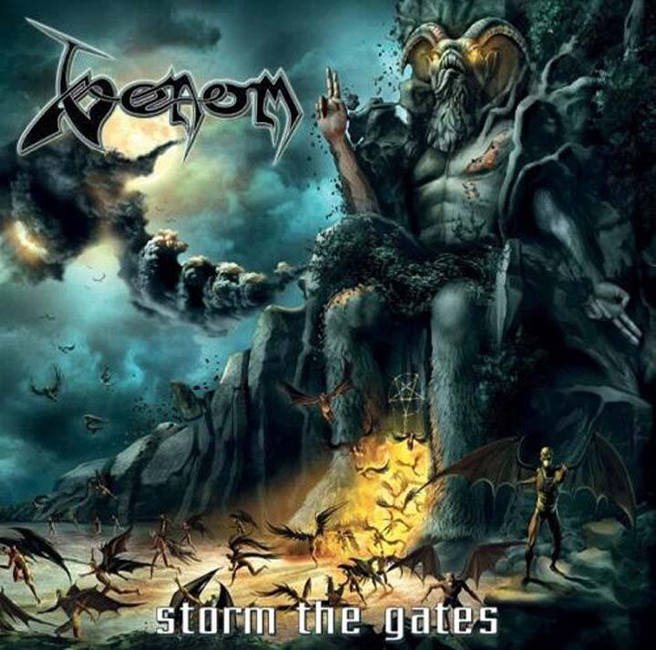 Venom Venom. Storm The Gates (picture) (LP) venom venom welcome to hell 2 lp 180 gr